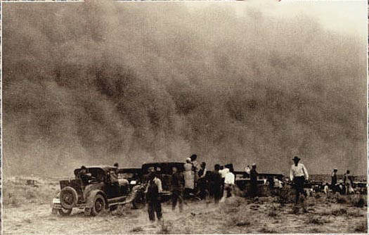 english dust bowl of 1930 Small farms, externalities, and the dust bowl of the 1930s gary d libecap university of arizona national bureau of economic research and zeynep k hansen.